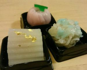 七夕の和菓子