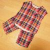 ルームウェアはお気に入りで過ごしたい♪夏のパジャマを購入しました!
