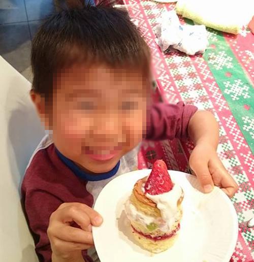 クリスマスケーキ作り5