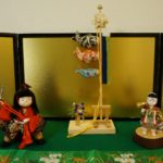 我が家の小さな五月人形~子供たちよ、元気におおきくなぁれ!