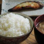 ご飯は圧力鍋で炊いています!圧力鍋ならお米を研いでから15分でホカホカご飯が出来上がり☆
