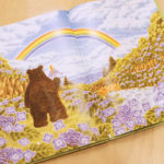 絵本『あめのもりのおくりもの』 ~ 梅雨の季節に読みたい絵本