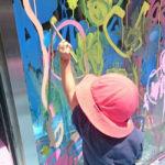 横浜美術館「子どものアトリエ・親子のフリーゾーン」に行って来ました!